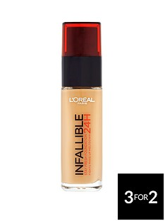loreal-paris-24h-infallible-foundation-30ml