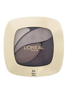 loreal-paris-paris-colour-riche-eyeshadow-quad-marron-glace-e4