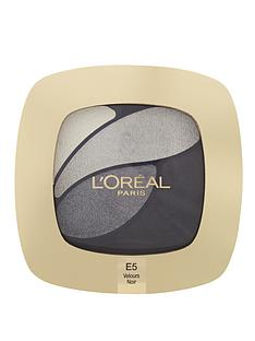 loreal-paris-color-riche-eyeshadow-quad-e5-smoky-velours-noir