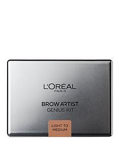 loreal-paris-paris-brow-artiste-genius-kit-light-med