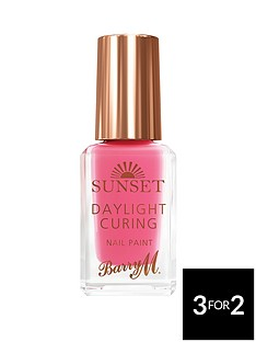 barry-m-sunset-nail-paint-ive-been-pinkin