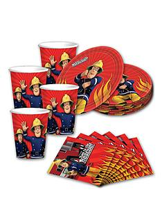 fireman-sam-party-kit-extras