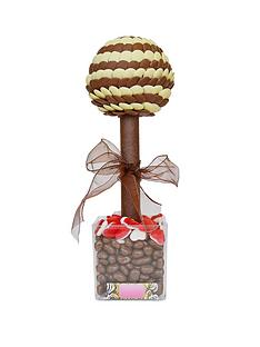 chocolate-button-sweet-tree