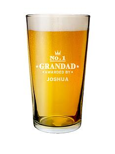 personalised-grandad-pint-glass