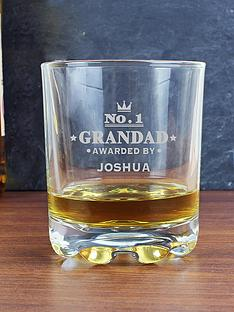 personalised-grandad-whisky-glass