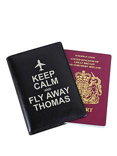 personalised-keep-calm-passport-cover