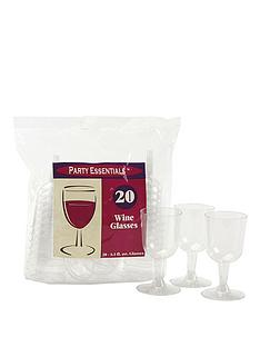 clear-plastic-wine-glasses-20-pack