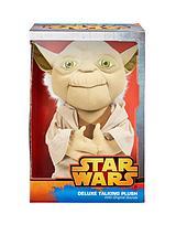 15 inch Deluxe Talking Plush Yoda