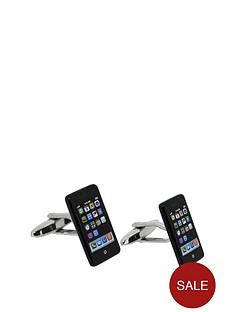 domain-stainless-steel-smartphone-image-cufflinks