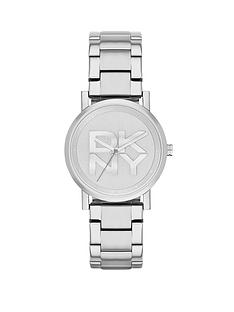 dkny-soho-logo-dial-silver-tone-bracelet-ladies-watch