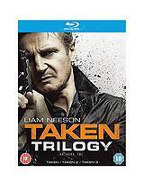 Taken 1-3 Boxset - Blu-Ray