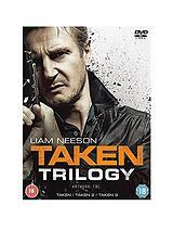 Taken 1-3 Boxset - DVD