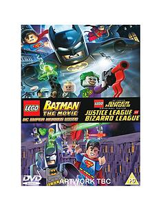 lego-double-justice-league-vs-bizarro-league-and-lego-batman-dvd