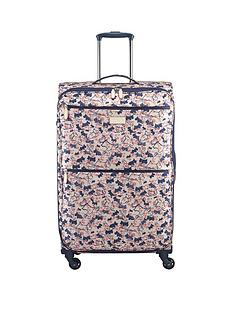 radley-cherry-blossom-soft-4-wheeled-large-case