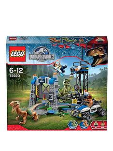 lego-jurassic-world-raptor-escape