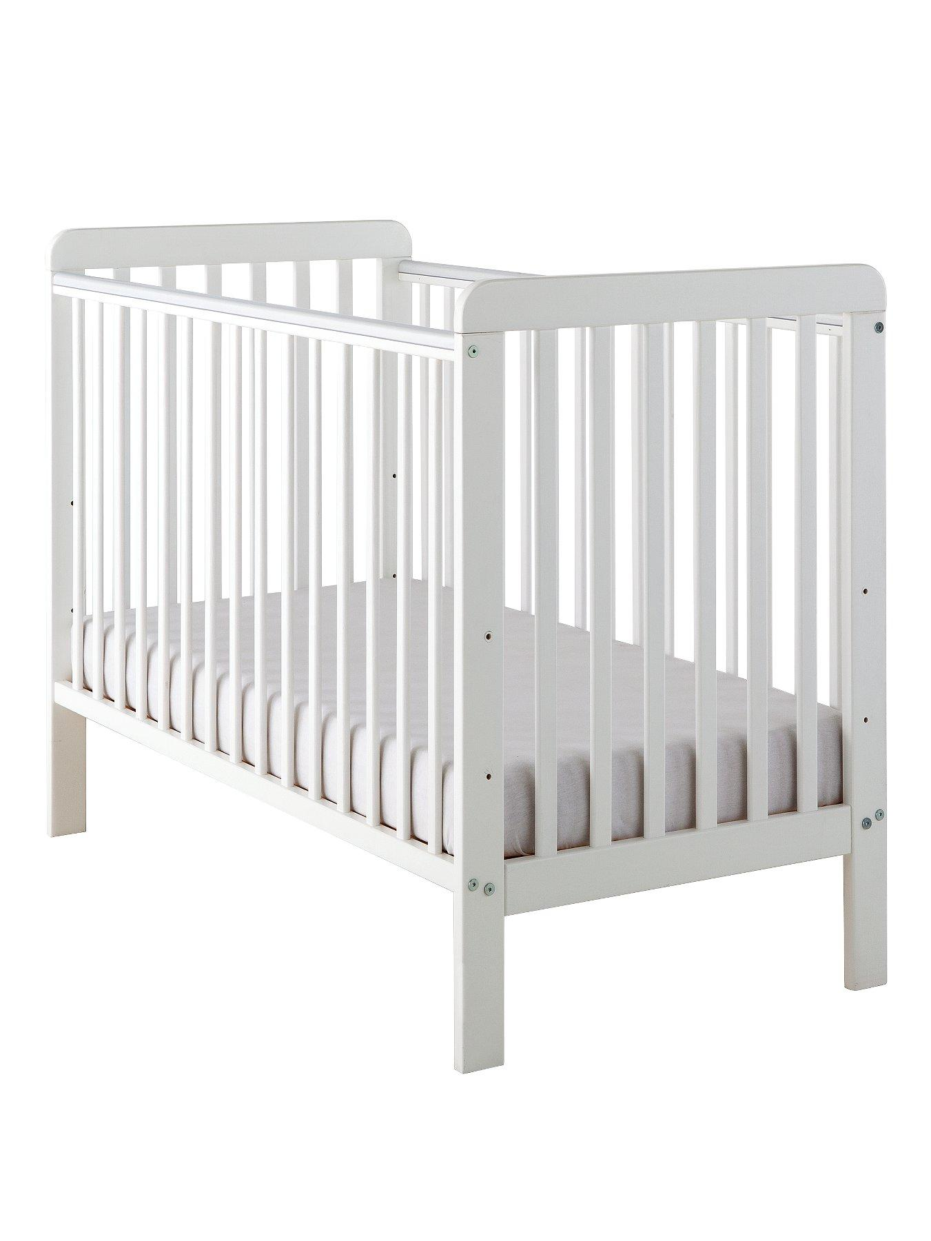 Bed Attached Baby Cot