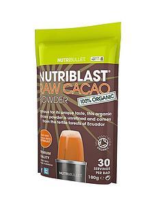 nutribullet-nutriblast-raw-cacao-powder-30-servings