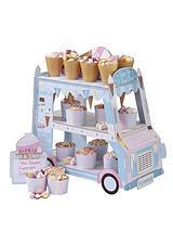 Ice Cream Van Treat Stand