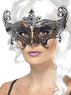 metal-filigree-masquerade-mask