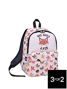 david-goliath-who-gives-a-fox-backpack