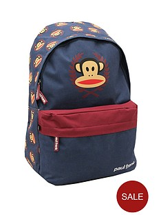 paul-frank-collegiate-backpack-and-pencil-case-set