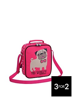 david-goliath-pugly-lunch-bag-and-purse-set