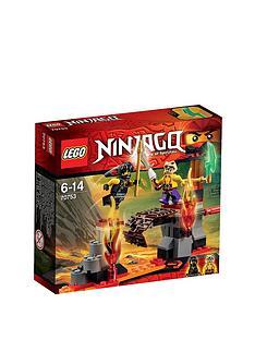lego-bionicle-ninjago-lava-falls
