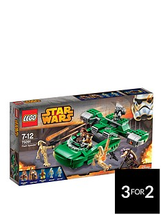 lego-star-wars-flash-speedertrade-75091