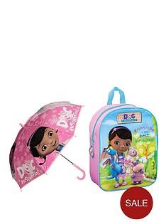 doc-mcstuffins-back-pack-and-umbrella-set