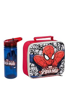 spiderman-lunch-bag-and-bottle-set