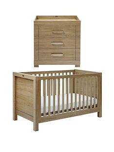 silver-cross-portobello-cot-bed-dresser