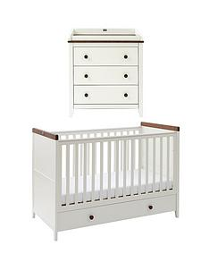 silver-cross-porterhouse-cot-bed-and-dresser