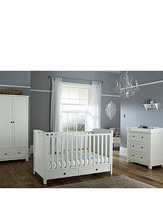 silver-cross-nostalgia-cot-bed-and-dresser