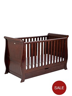 silver-cross-dorchester-sleigh-cot-bed