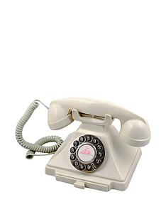 gpo-carrington-classic-retro-telephone-cream