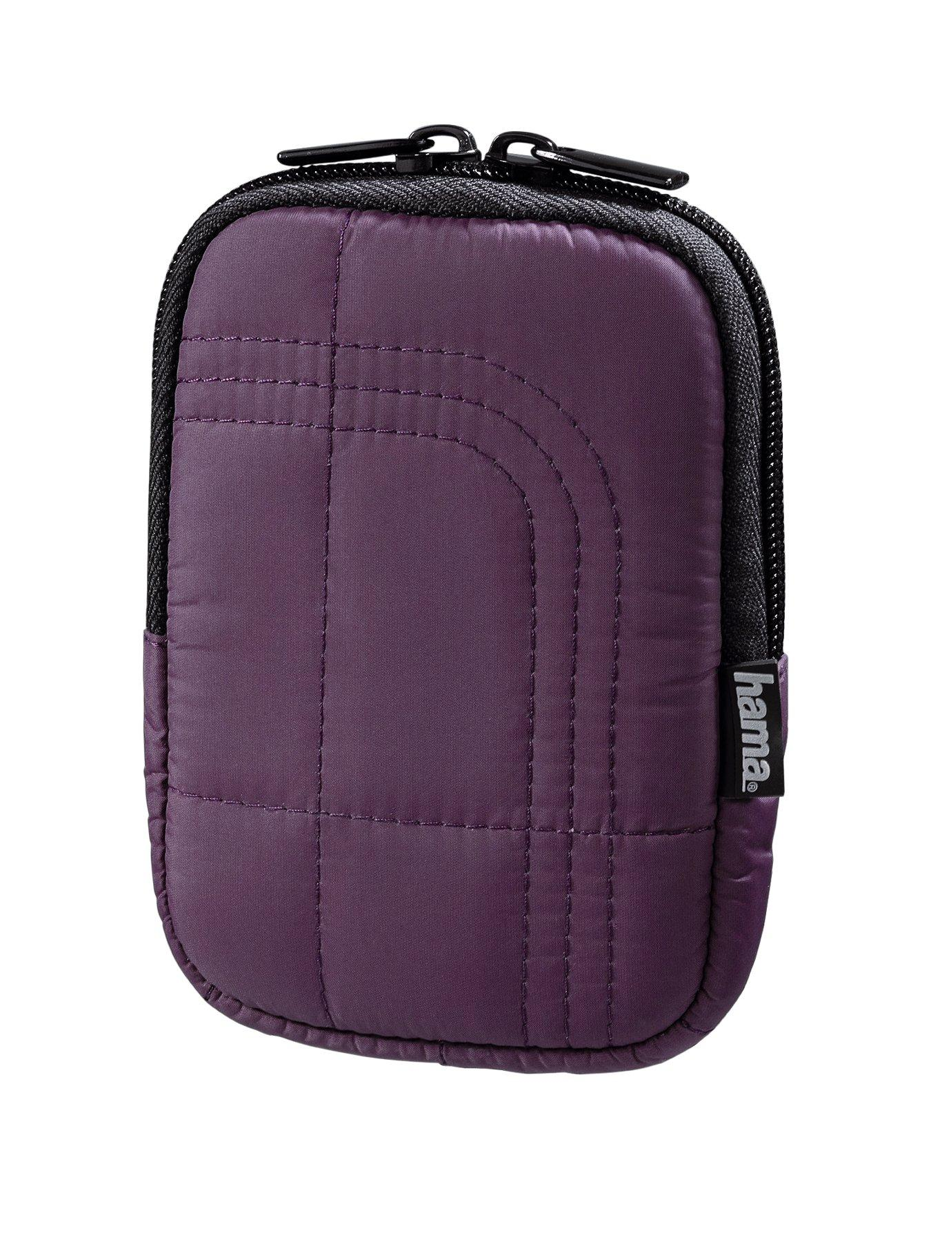 HAMA Fancy Memory 50C Camera Bag Purple at Very, from Littlewoods
