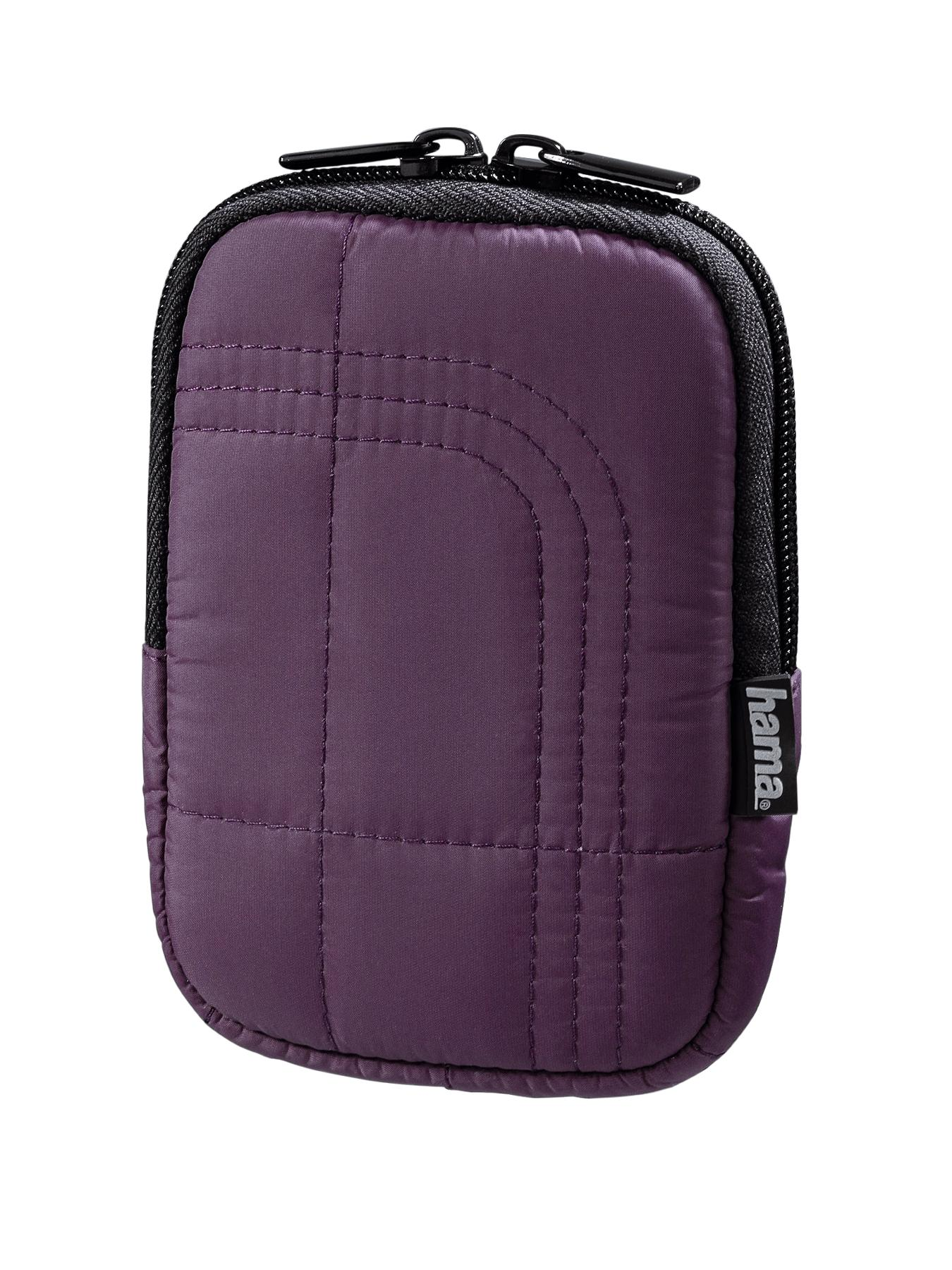 HAMA Fancy Memory 60C Camera Bag - Purple