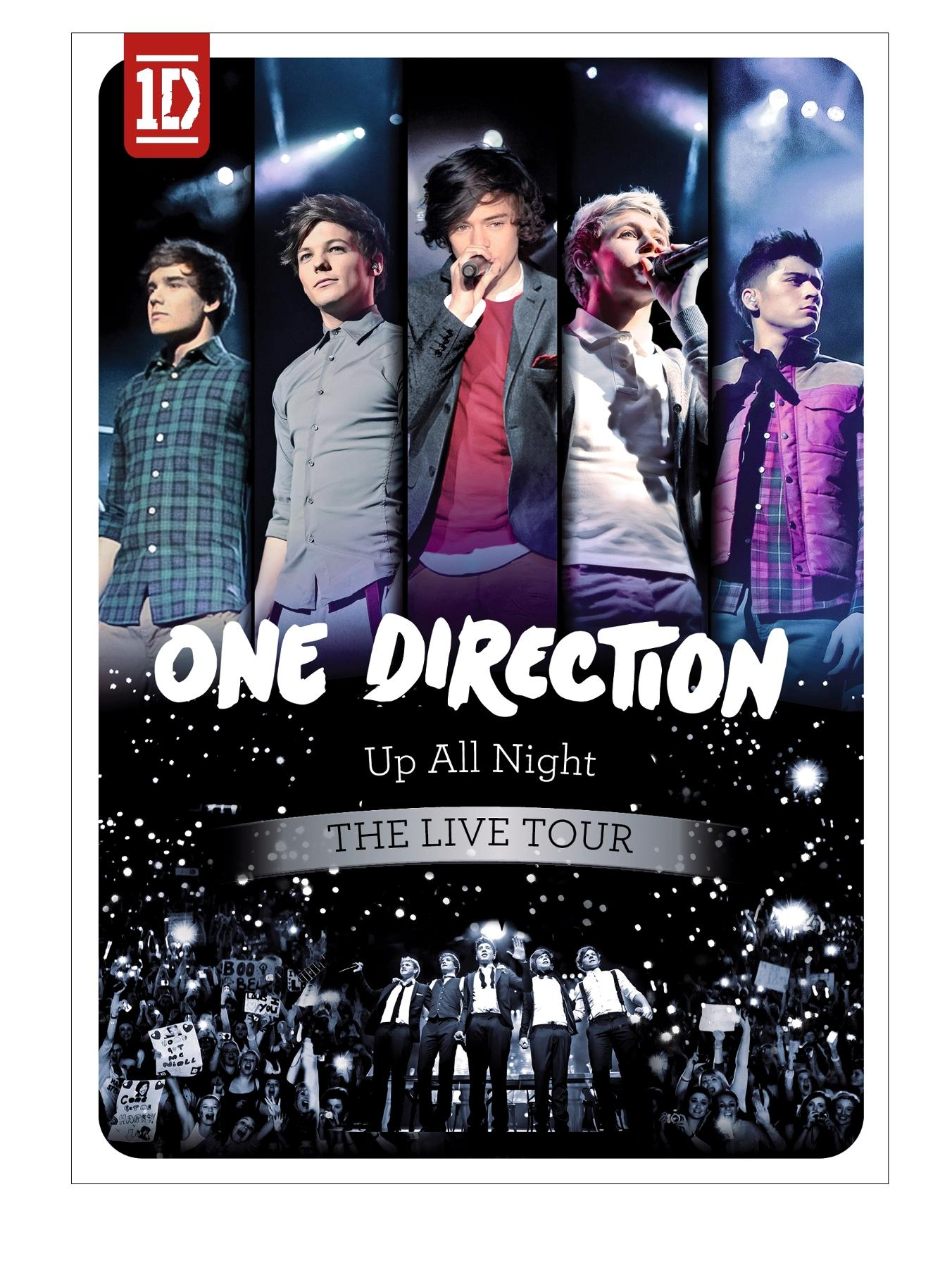 One Direction One Direction - Live Tour DVD