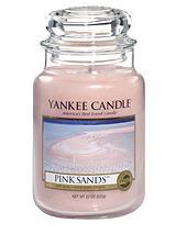 Large Jar - Pink Sands