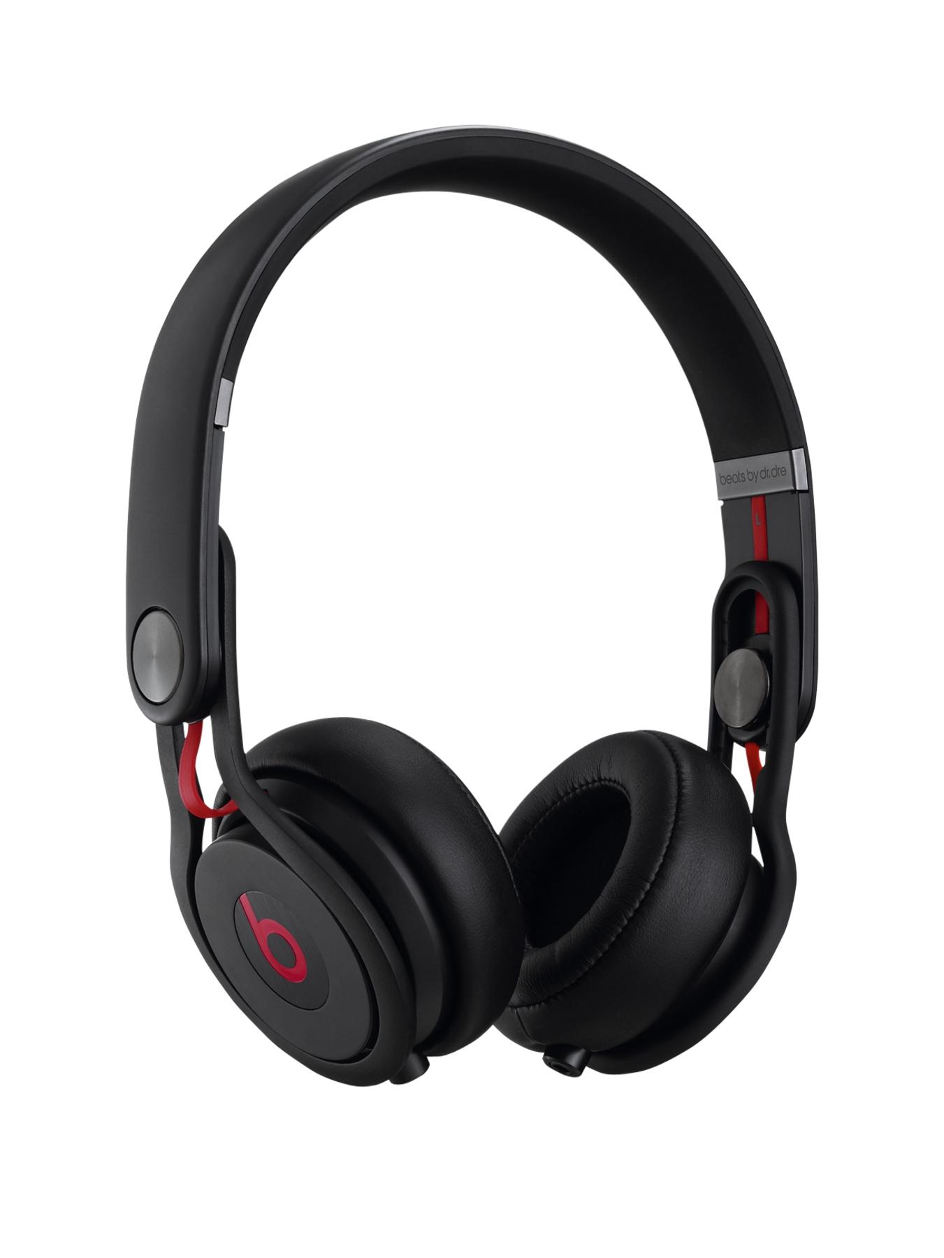 Beats by Dr Dre MIXR On Ear Headphones - Black