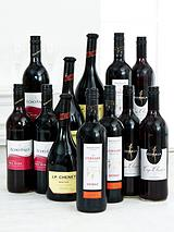 12 Bottles of Red Wine Pack