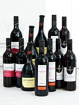 12 Bottles of Red Wine Pack
