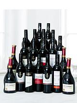 20 Bottles of Red Wine Pack