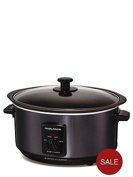 morphy-richards-48703-35-litre-slow-cooker-black