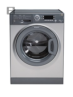 hotpoint-ultima-wdud9640g-1400-spin-9kg-wash6kg-dry-washer-dryer-graphite