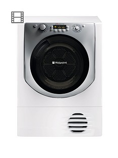 hotpoint-aqc9bf7e1-9kg-load-condenser-tumble-dryer-white