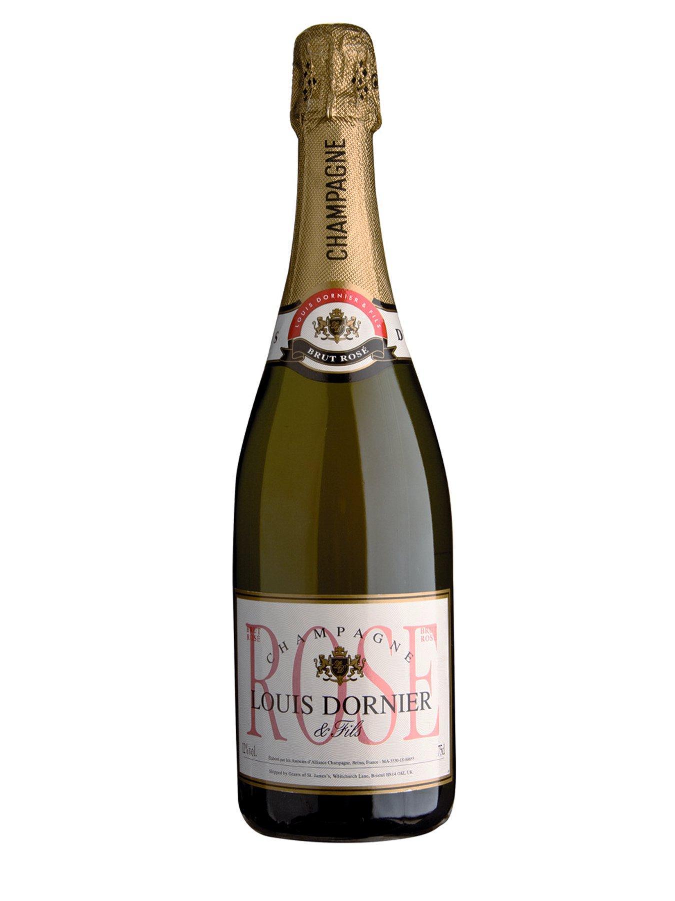 Louis Dornier Rose Champagne