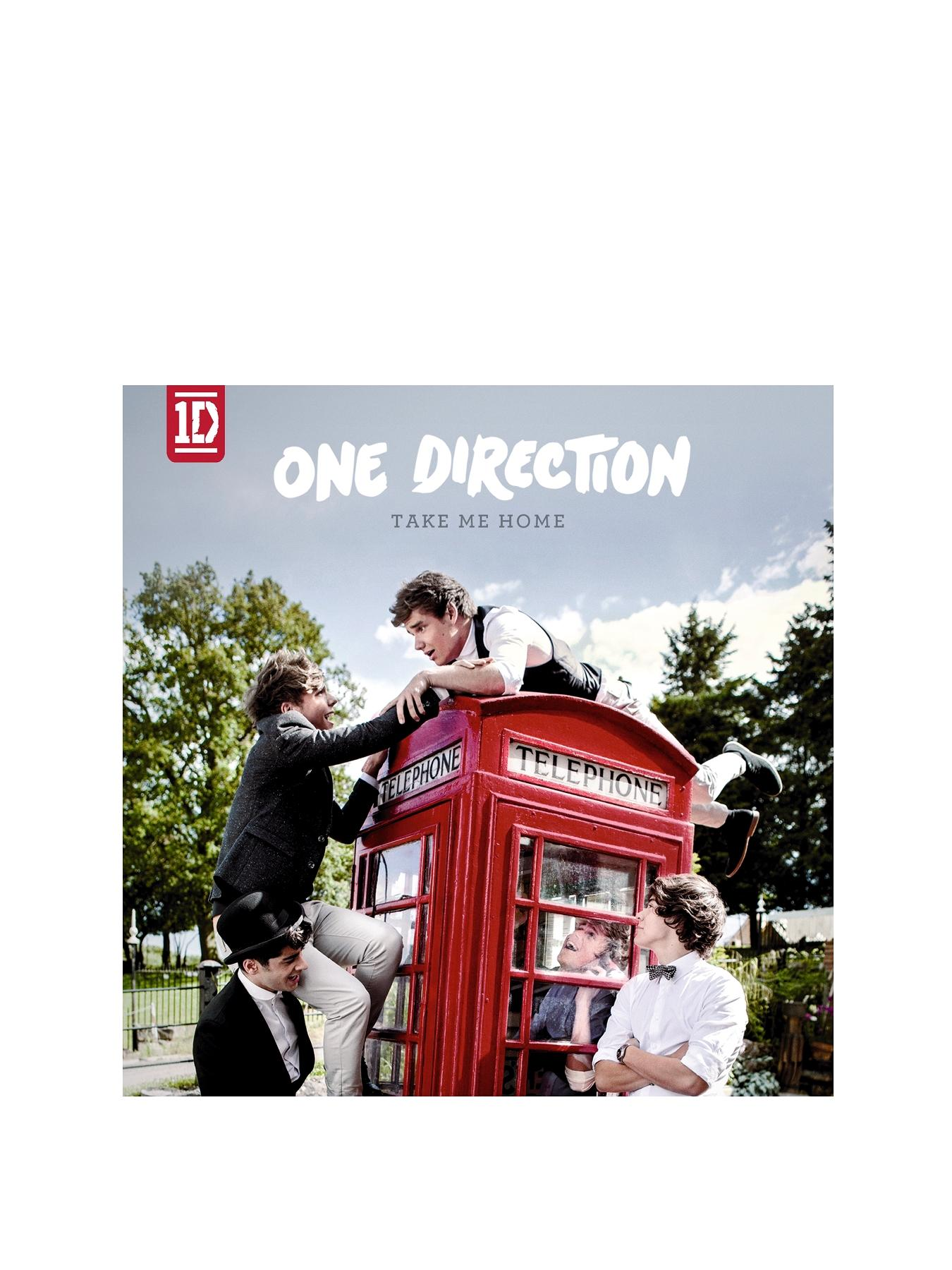 One Direction One Direction - Take Me Home CD