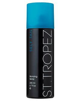 St Tropez Self Tan Dark Bronzing Spray 200ml