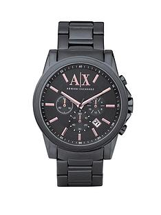 armani-exchange-grey-dial-ion-plated-bracelet-mens-watch
